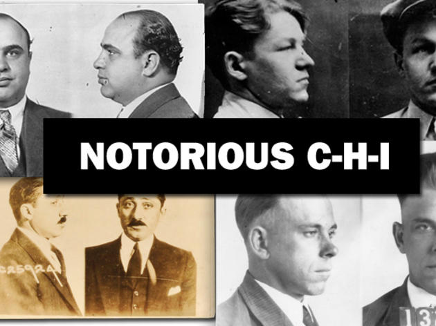 Notorious mobsters and gangsters from Chicago's Prohibition Era