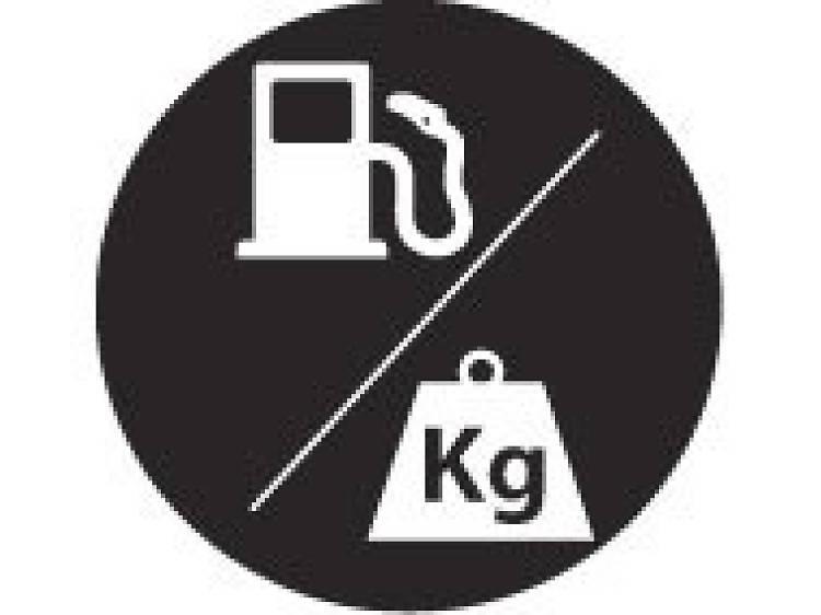 No usa gasolina. Peso: 85 kg.