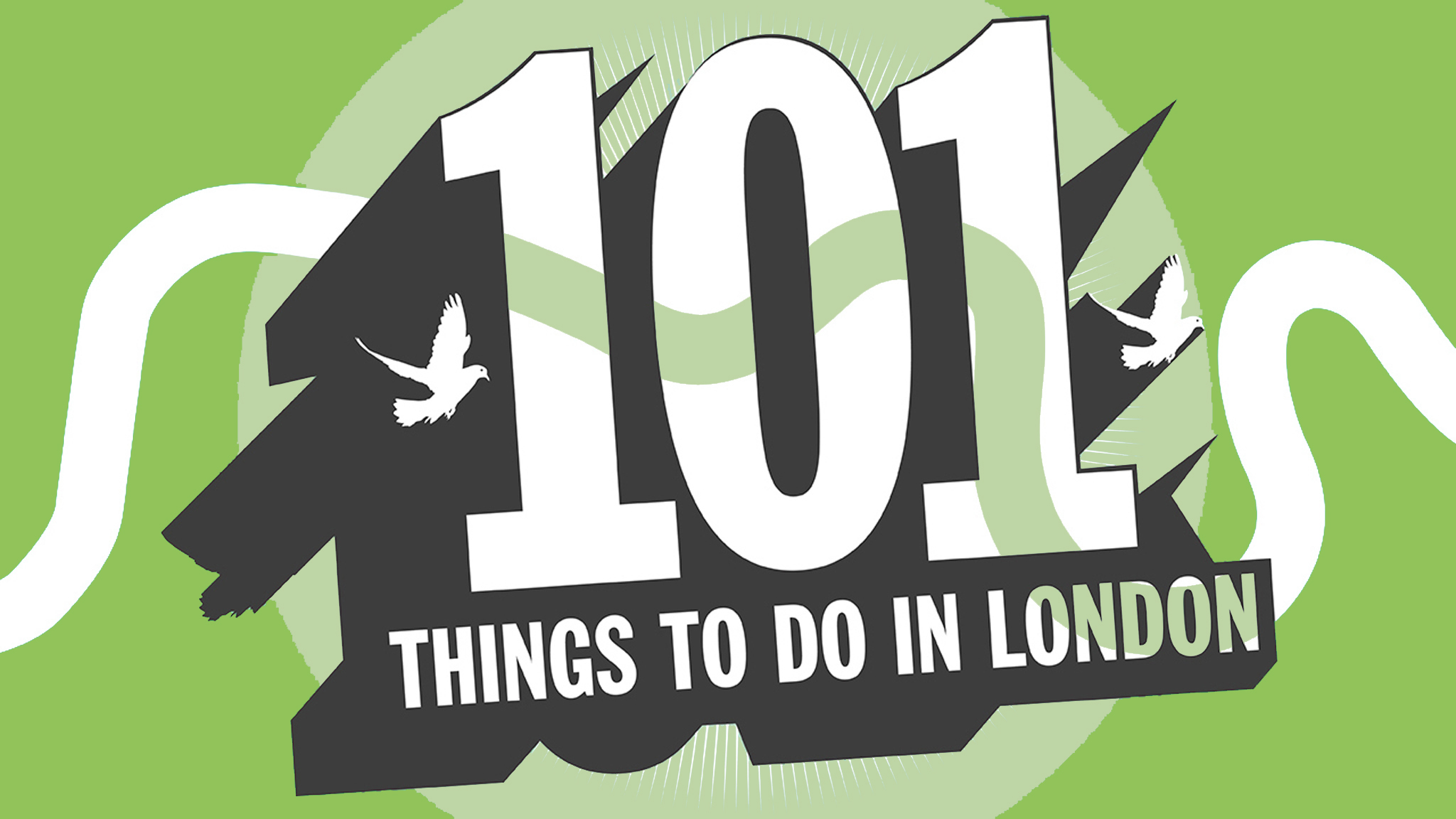 101 things to do in London