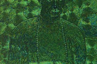 (Jan Fabre, 'Aloys Bigirumwami, First Black Bishop', 2012 / Courtesy de l'artiste et galerie Daniel Templon, Paris)