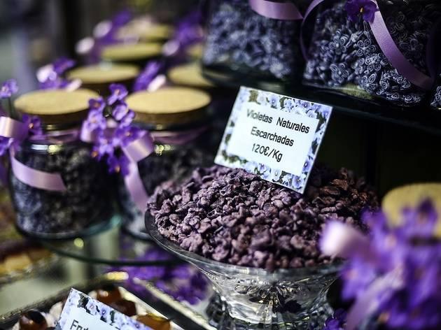 17. Sweet violet (©Iván Moreno)