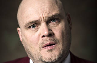 Al Murray the Pub Landlord's Southbank Saloon