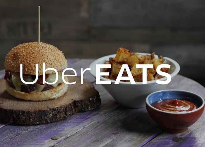 Uber Eats Barcelone