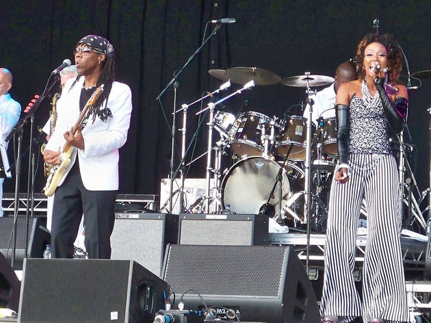 Chic ft. Nile Rogers