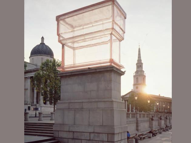 (Rachel Whiteread – Monument (2001))
