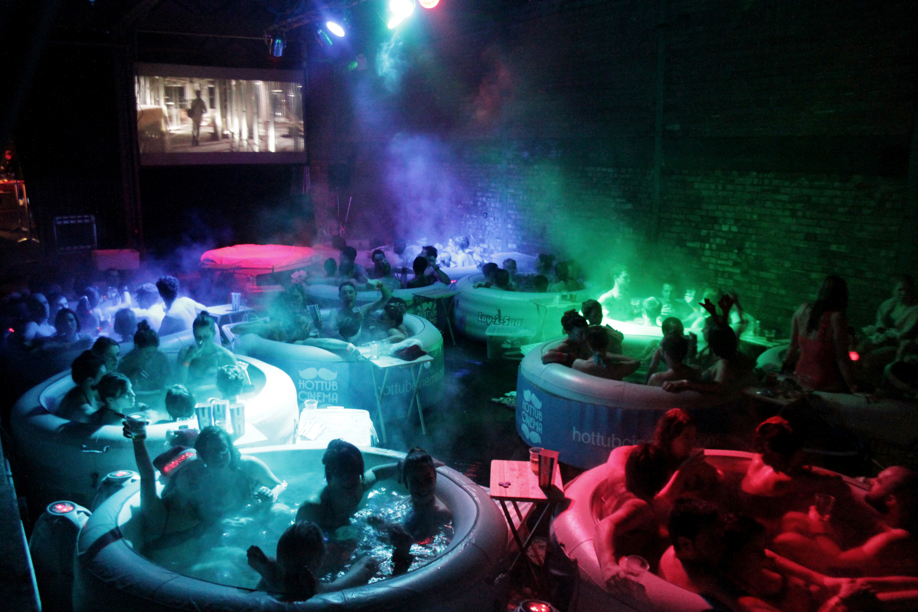 Hot Tub Cinema is coming to Manchester