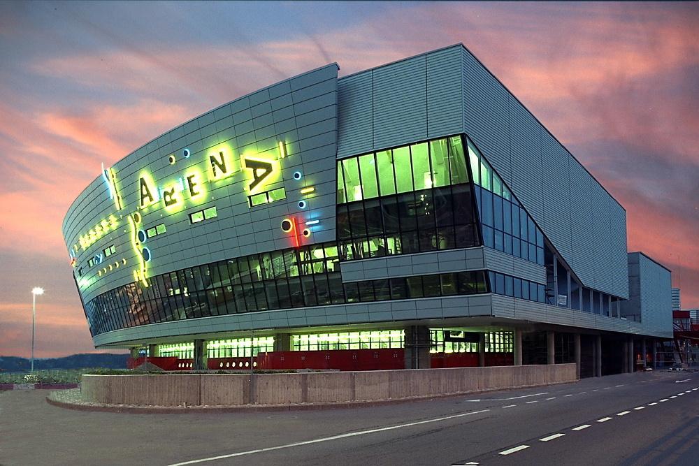 Geneva Arena, Geneva venue, Time Out Switzerland