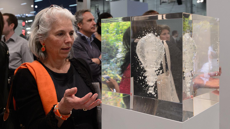 In Mind III, Anish Kapoor, Lisson Gallery