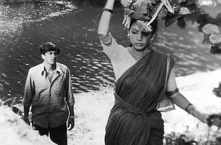 Still from Ankur, one of the best Bollywood movies ever