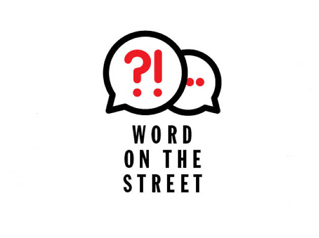 Word on the Street: Presidential debate edition
