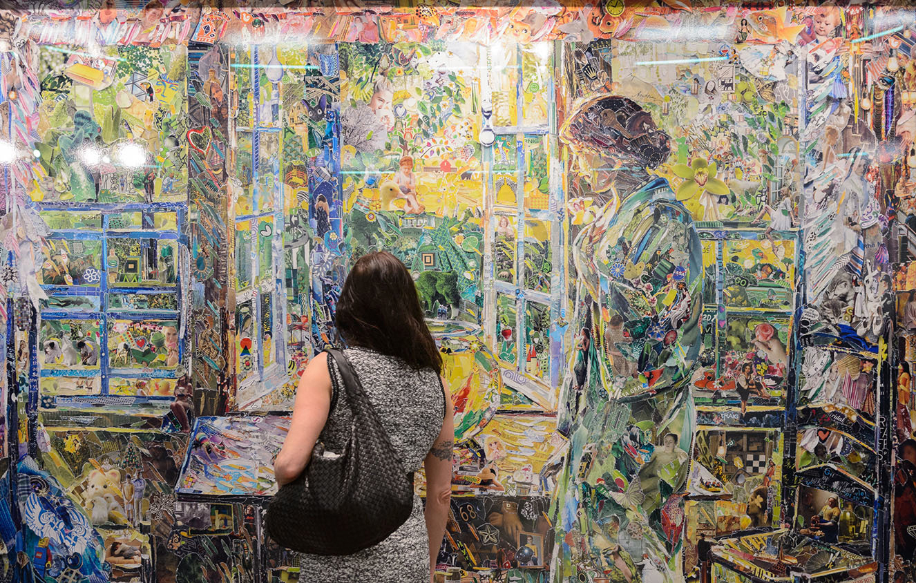 The Armory Show blows up with more than 160 exhibitors (slide show)