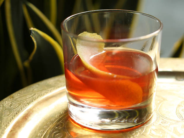 Sazerac at Acabar