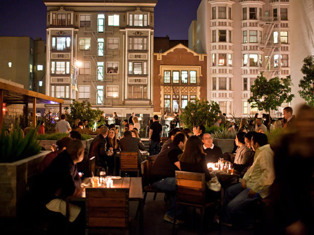 Grab a drink at the best rooftop bars in San Francisco