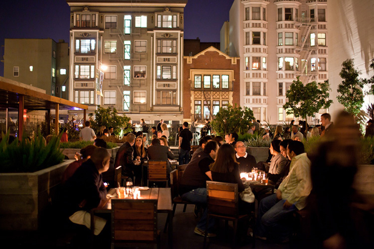 The best rooftop bars in San Francisco