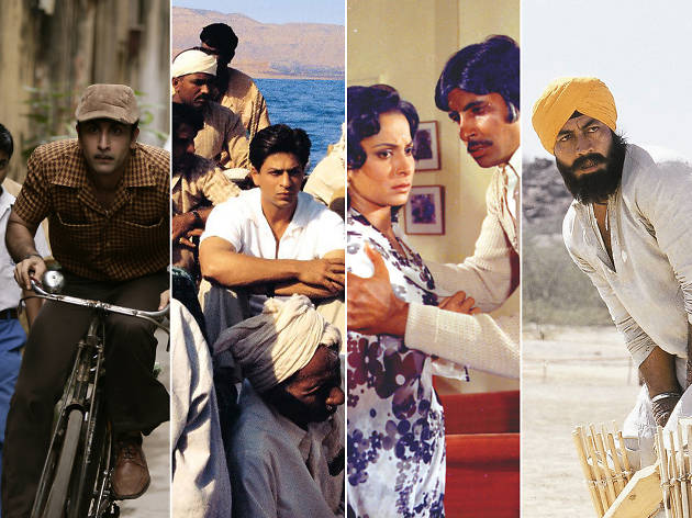 A selection of the best Bollywood movies ever made