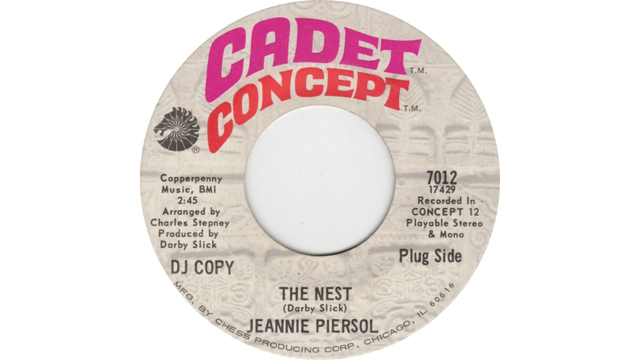 Jeannie Piersol –The Nest