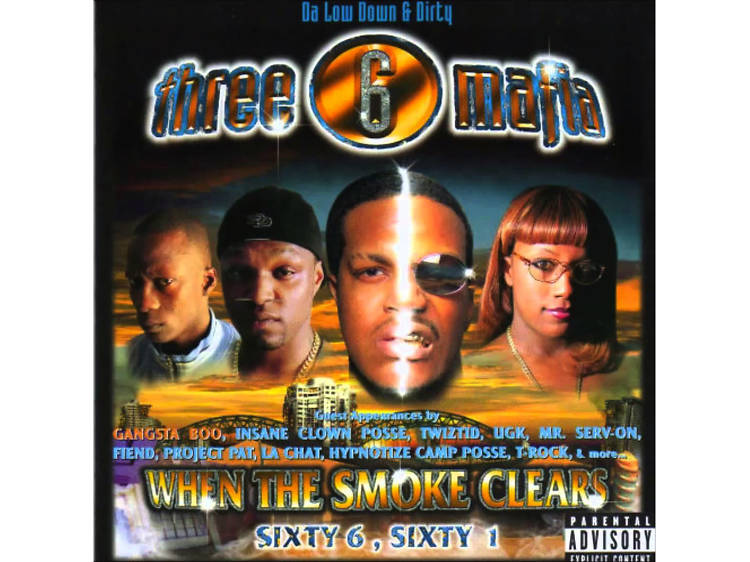 'Sippin' On  Some Syrup' – Three 6 Mafia