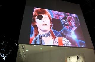 (Vue de l'exposition 'David Bowie Is' / Photo : © TB / Time Out)