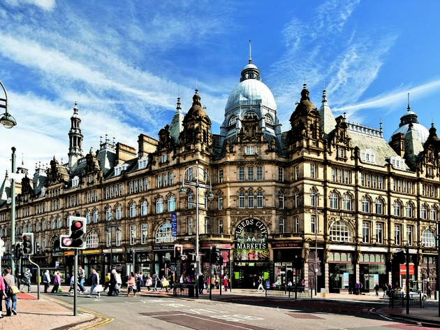 Leeds Kirkgate Market Set For Redevelopment