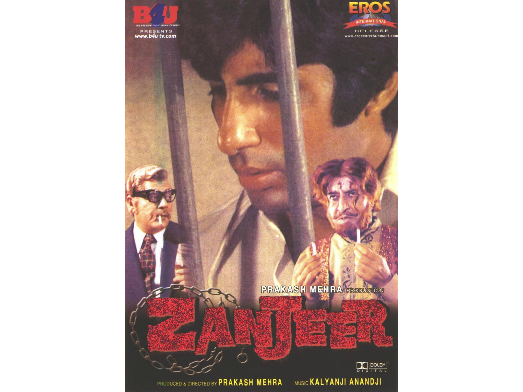 Bollywood movie: Zanjeer