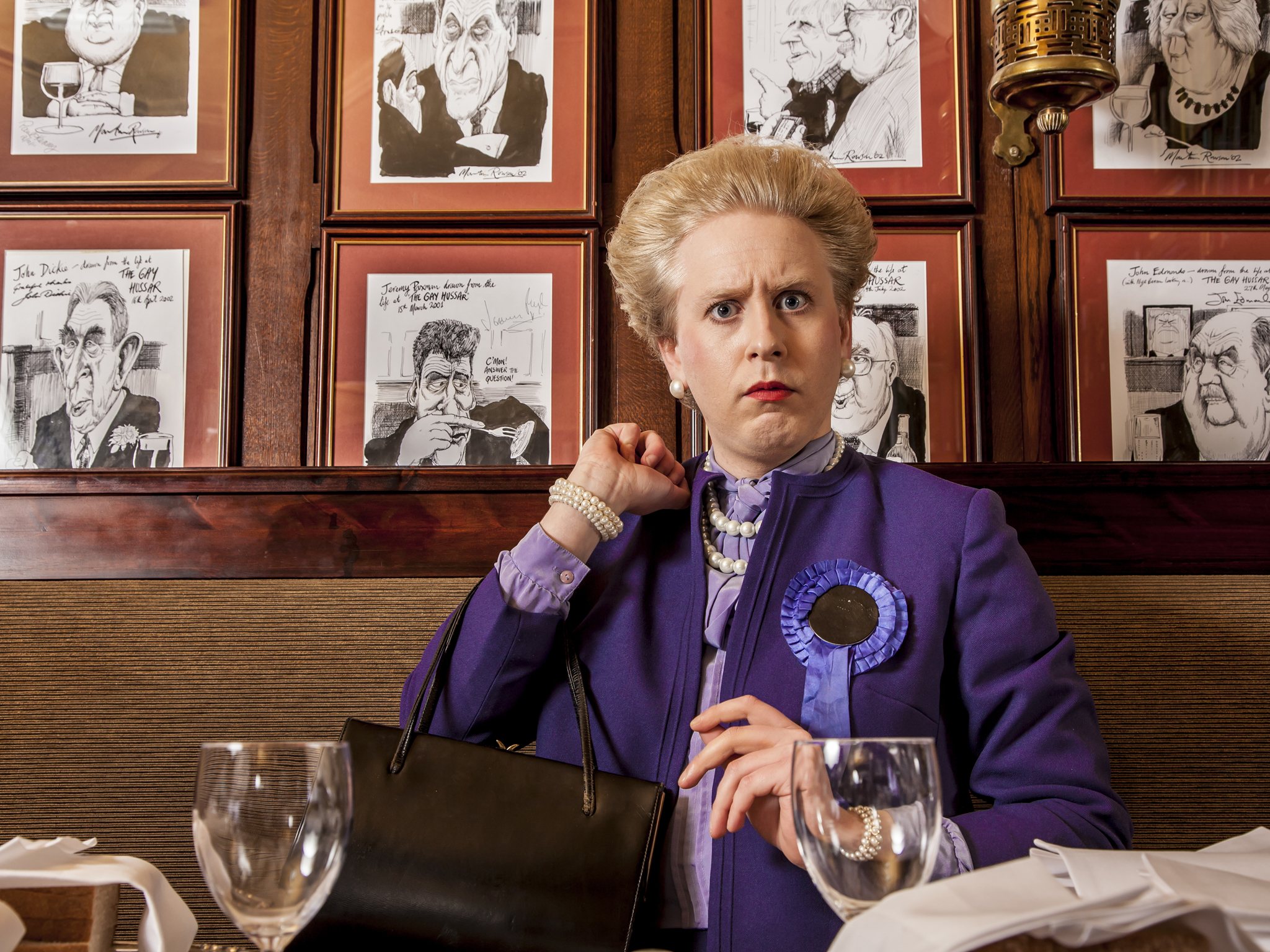 Margaret Thatcher campaigns to save Soho's gay institutions