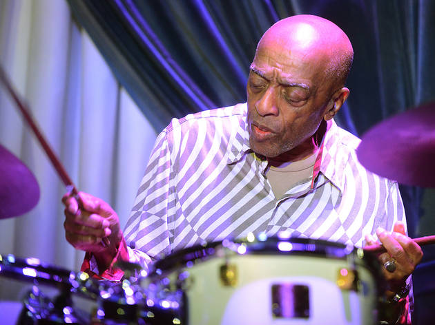 Legendary jazz drummer Roy Haynes reviews a career playing with the greats