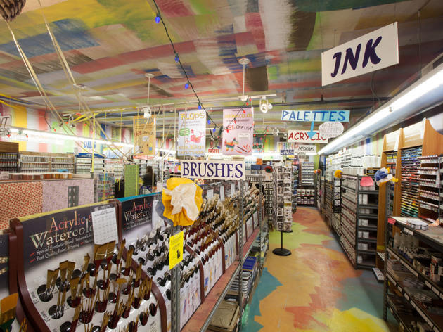 The best craft stores in Chicago