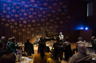 Quartet de piano amb vins a l'Auditori