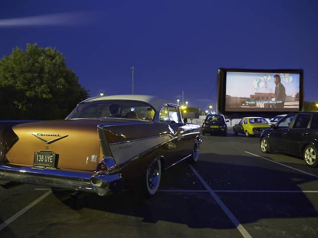 Drive In Film Club