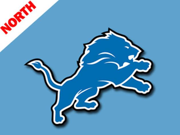 Detroit Lions: Tin Lizzie