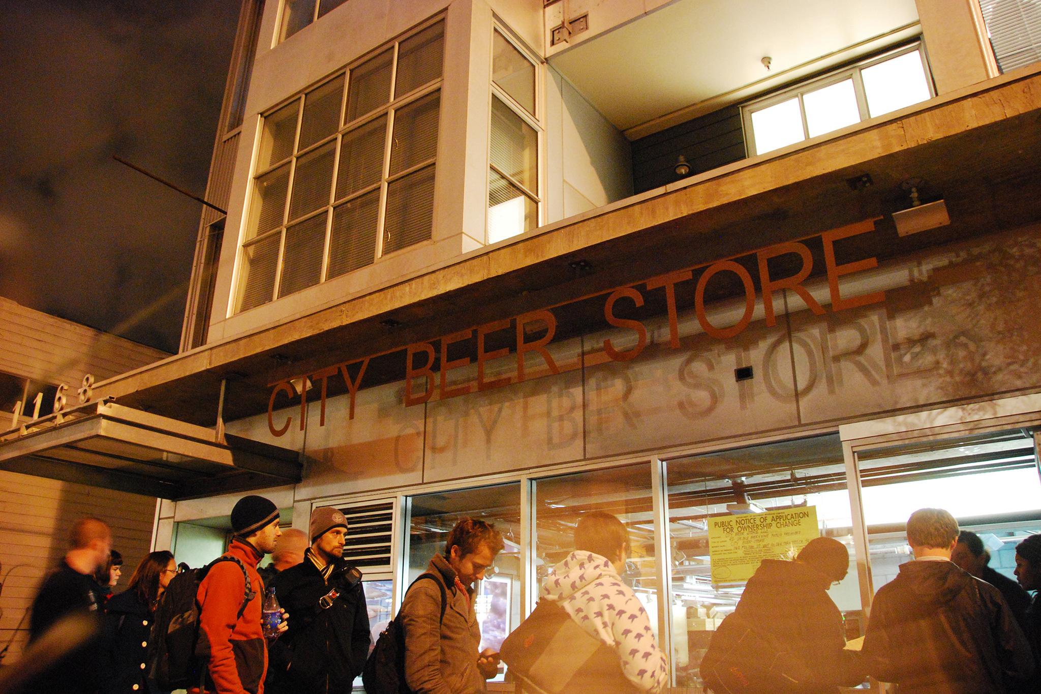 City Beer Store