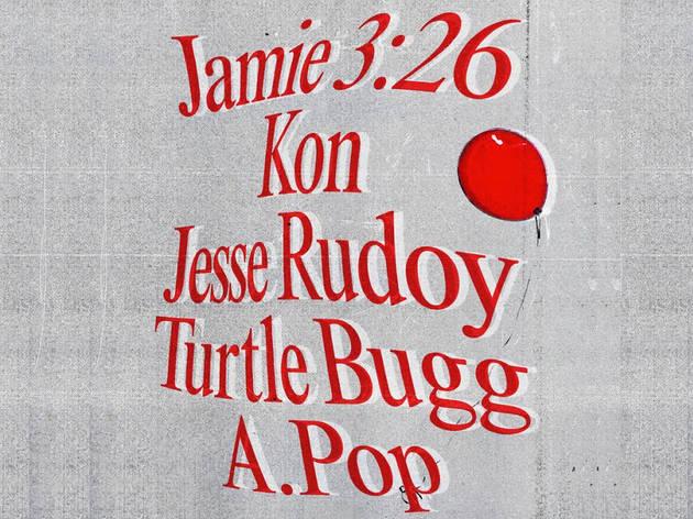 Stay Up: Jamie 3:26 + Kon