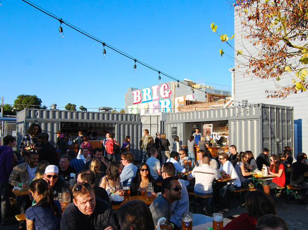 The 22 best beer gardens in America