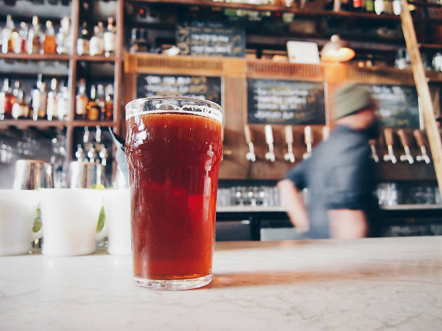 Craft beer bars in san francisco from biergartens to brew pubs for Craft beer san francisco