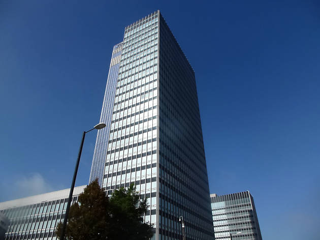CIS Tower in Manchester