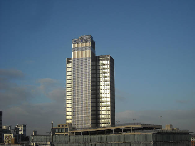 CIS Tower