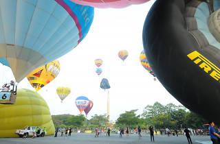 Putrajaya International Hot Air Balloon Fiesta