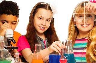 Science Holiday Camp for Teens Aged 13-16 Years
