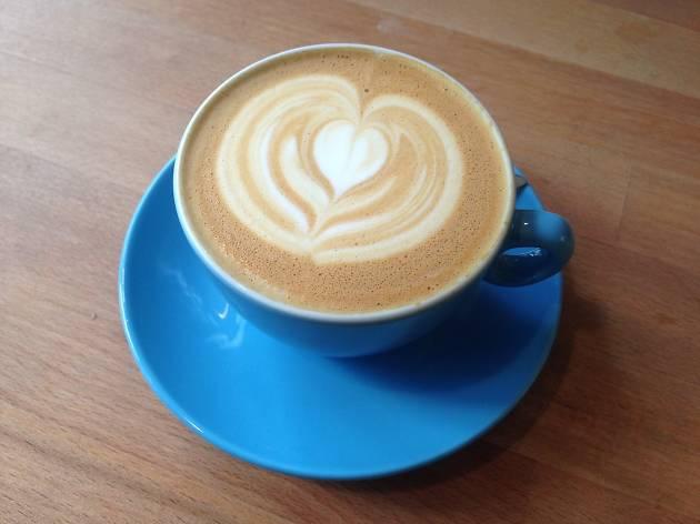 Cream belleville café