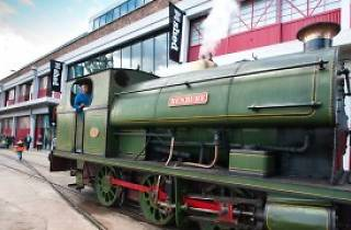 Bristol Harbour Railway Train Rides