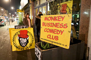 Monkey Business Kentish Town