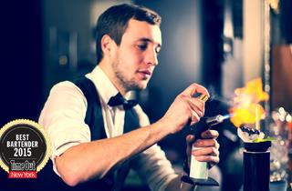 Best Bartender 2015 logo