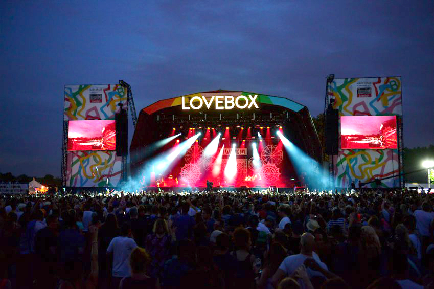 Large it at Lovebox