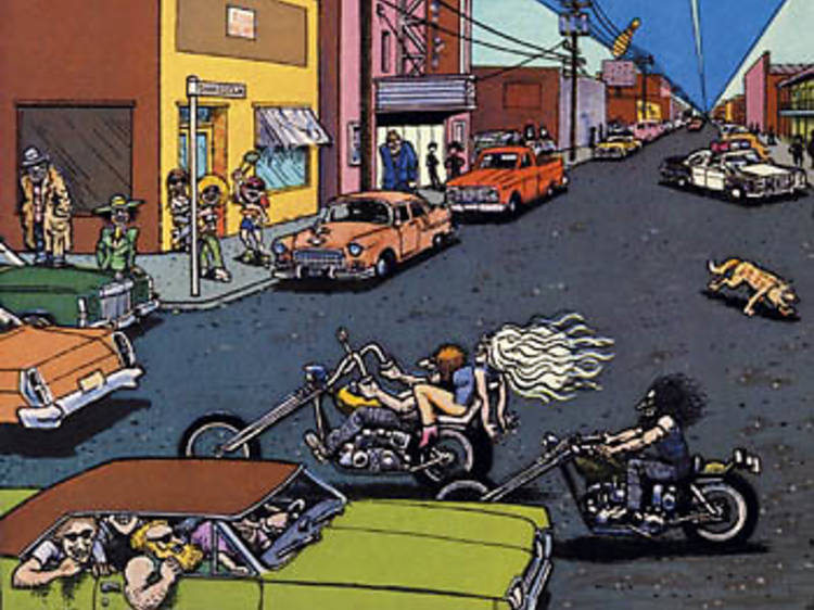 """Shakedown Street"" (1978)"