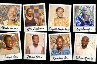 The Black Stars of Ghana – Art District