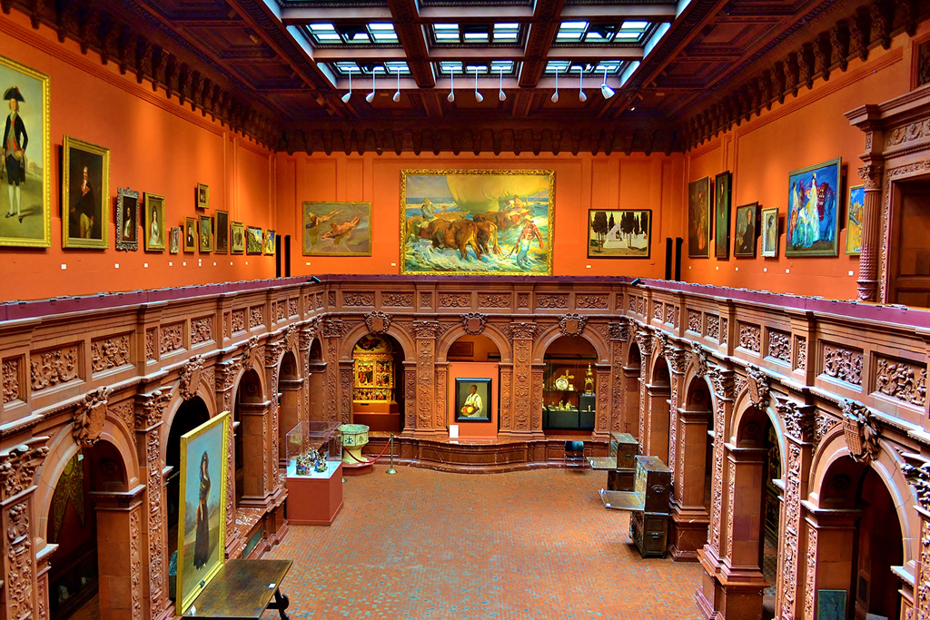 Museums in new york nyc museums exhibitions time out for Best museums in america
