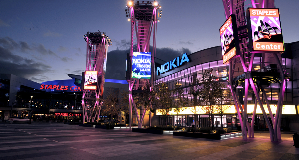 Staples Center Apartment in LA (Apartment), Los Angeles ...