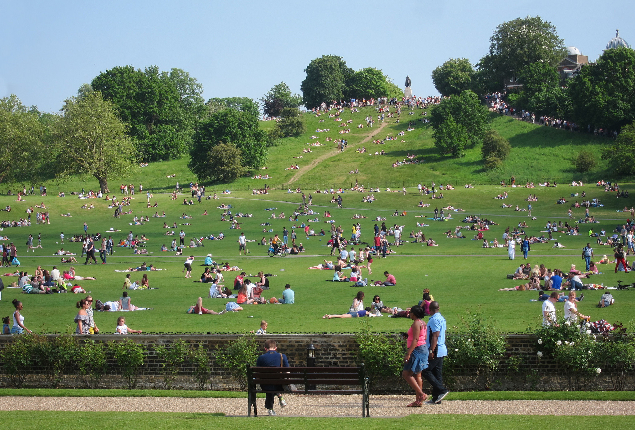 Top things to do outside in London