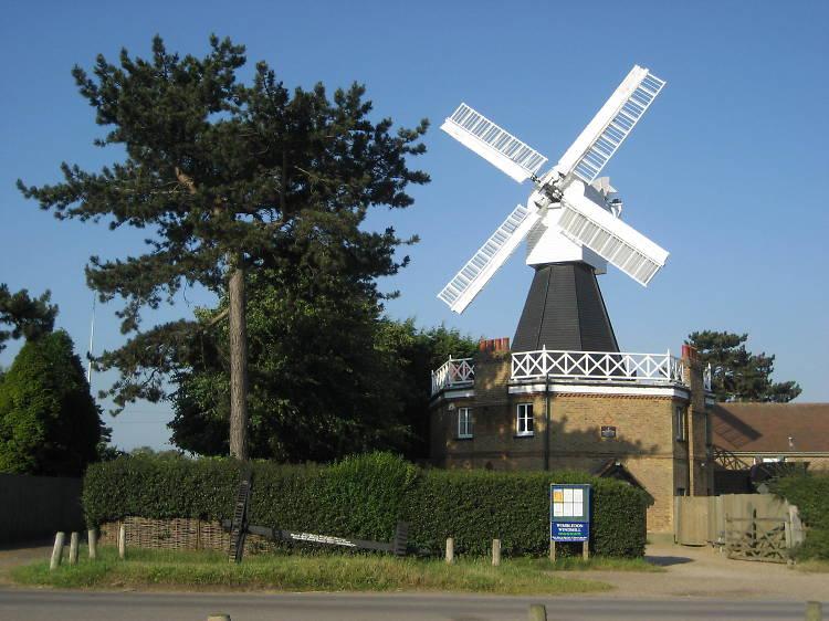 The Wimbledon windmill