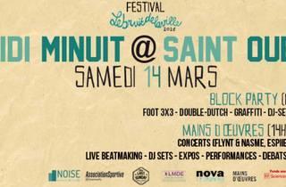 Le Bruit de la Ville 2015 : Midi - Minuit